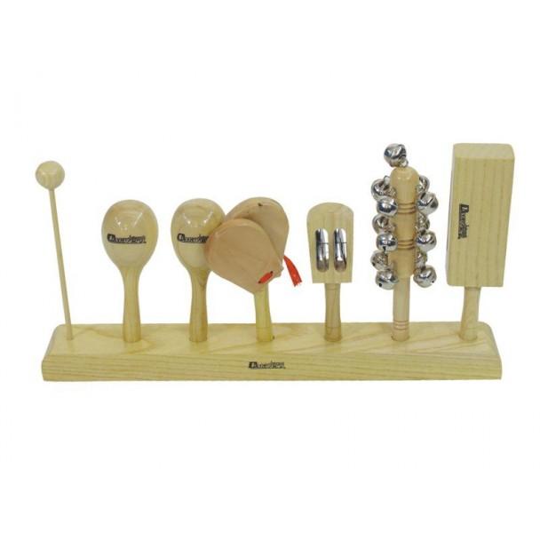 Dimavery Percussion-Set I, 6 pcs.