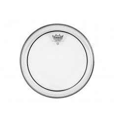 """Remo Pinstripe 14"""" Batter Clear"""