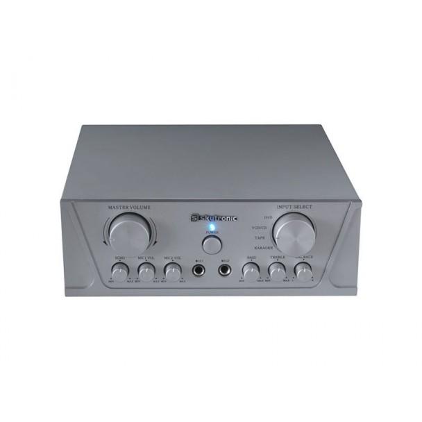 SkyTronic Stereo karaoke amplifier