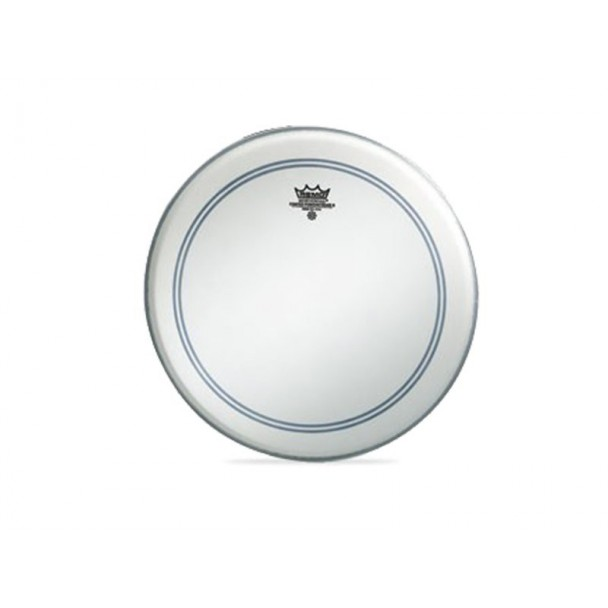 """Remo powerstroke 3 14"""" Batter Clear Dot Top Side Coated"""