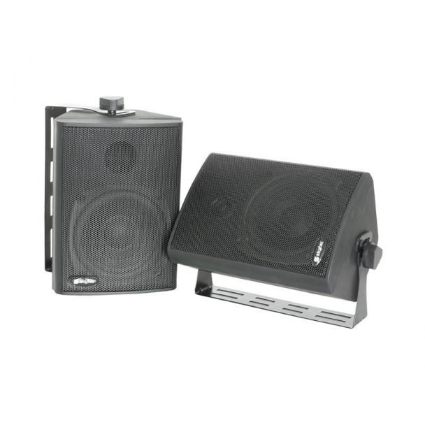 SkyTec Speaker Set 2-Way Black