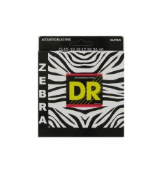 DR Strings Zebra ZE-10