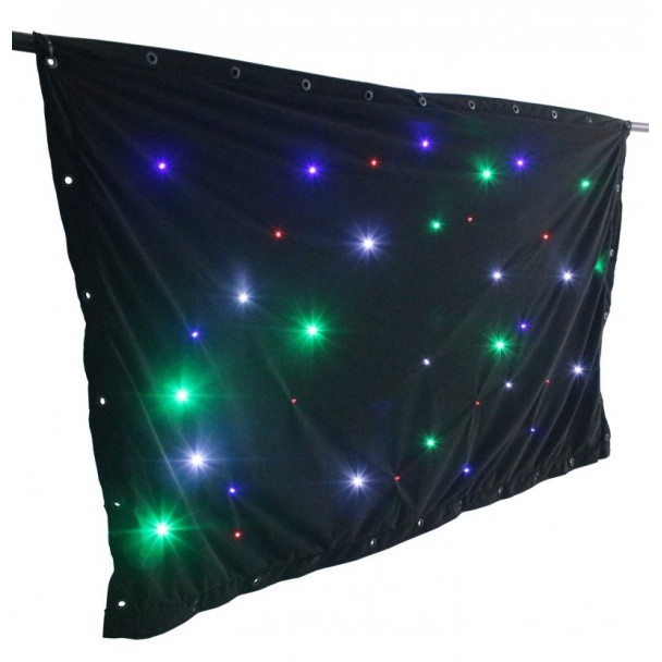 Beamz Sparkle Wall LED 36