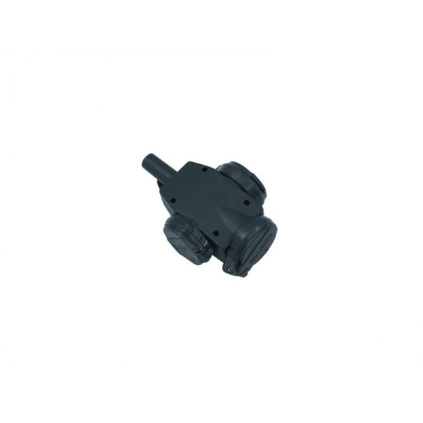 Eurolite Distributor, 3-way rubber, IP44