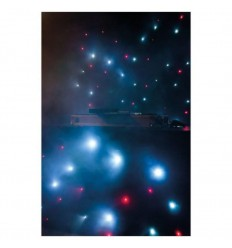 Showtec Stardrape DJ Curtain Set