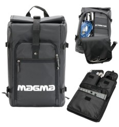 Magma Rolltop-Backpack III (Black)