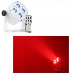Beamz BAC404-WH 4x18W RGBWA-UV