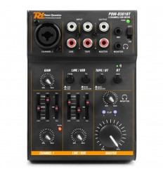 Power Dynamics PDM-D301BT