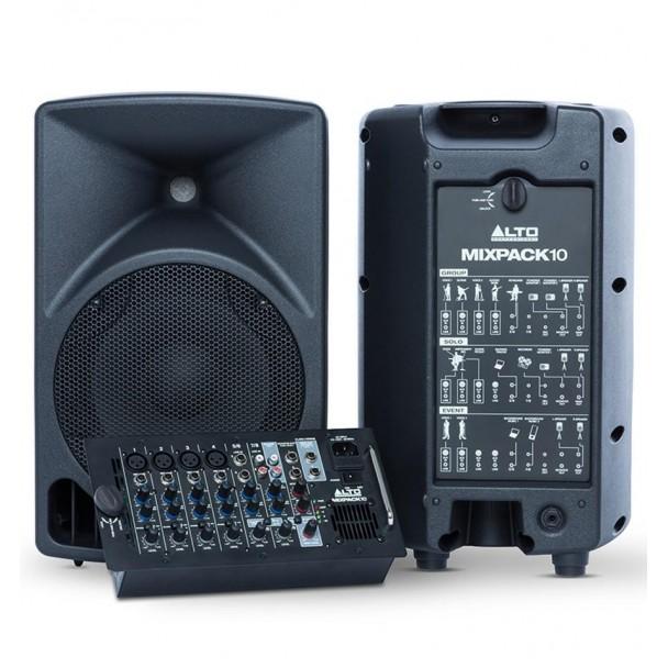 Alto MixPack 10