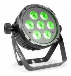 Beamz BT270 LED Flat Par 7x6W