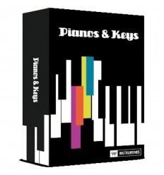 Waves Pianos & Keys