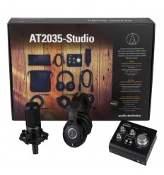 Audio Technica AT2035 STUDIO KIT