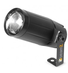 Beamz PS6WB Pinspot Alb 6W