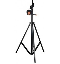 Showtec Wind-Up Lightstand 4 m