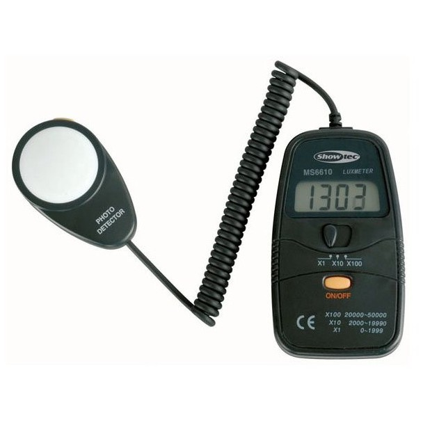 Showtec Digital Luxmeter