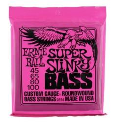 Ernie Ball 2834 Super Slinky E-Bass 45/100