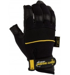 Dirty Rigger Leather Grip Framer (V1.3) Heavy Duty Rigger Glove M