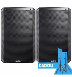 2 x ALTO TS215 + Set Stative Vonyx Cadou