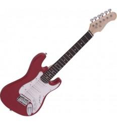 Dimavery J-350 E-Guitar ST Red