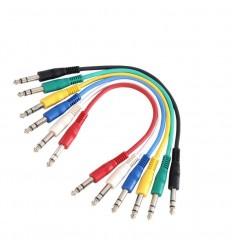 Adam Hall Set cabluri Patch 0.6 m