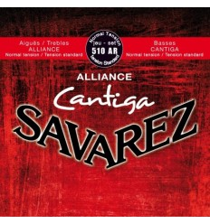 Savarez Alliance Cantiga 510AR Normal Tension