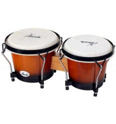 X Drum Bongo Pro Standard Sunburst