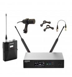 Wireless Vioara Shure QLXD14 + Prodipe VL21