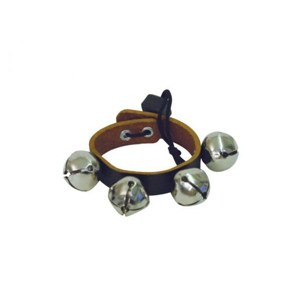 Dimavery Jingle band, 4 bells, 18 cm