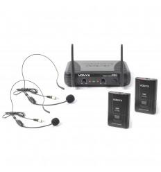 VONYX STWM712H 2-Channel VHF